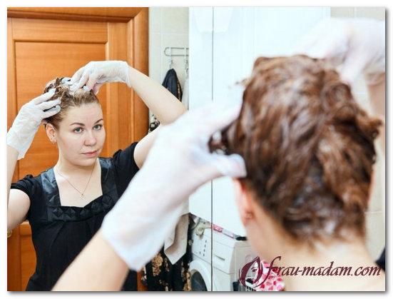 Профессиональная окраска волос в домашних условиях - allWomens 94