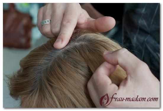 окраска волос в домашних условиях самостоятельно