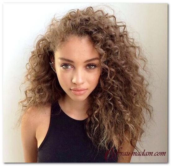 Окрашивание волос до и после химии: как сделать красиво?