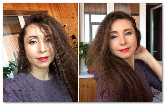 как сделать кудрявые волосы с помощью косичек