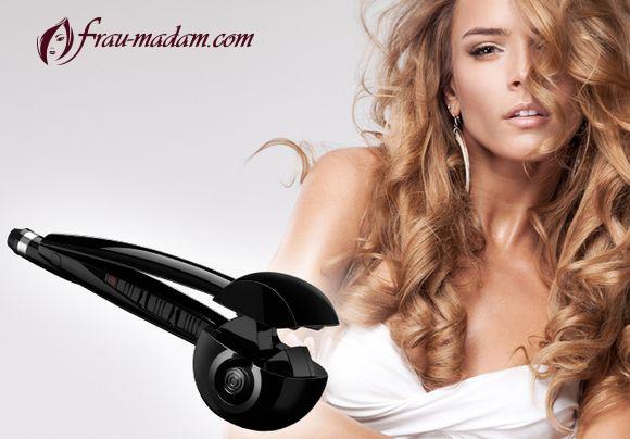 Машинка для создания кудрей - мультистайлер для волос