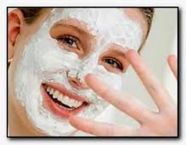 маска для сияющей кожи