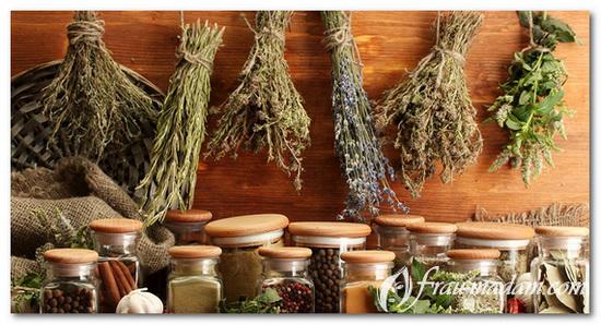 полезные травы для кожи лица и тела