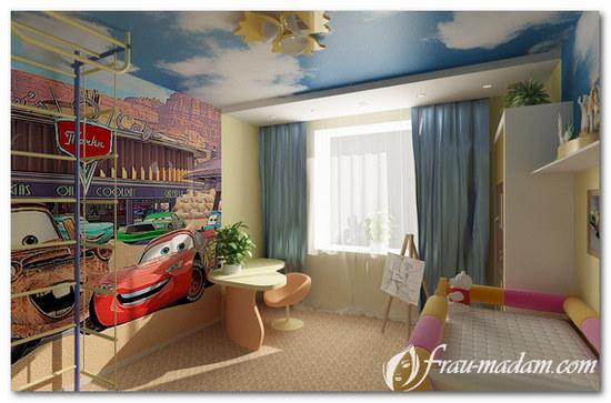 мебель в детской комнате по фэн-шуй