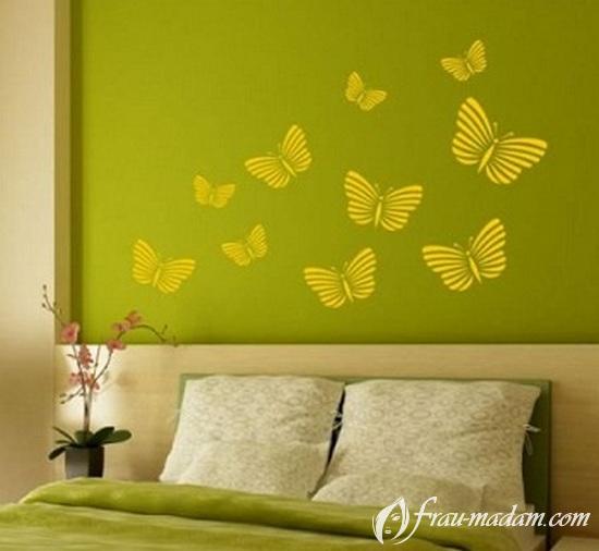 цвет стен и фэн-шуй