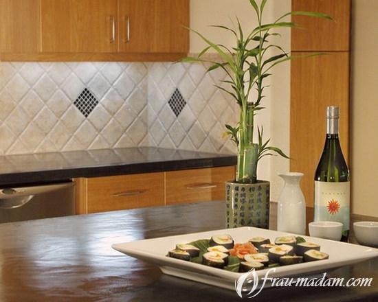 цвет стен на кухни по фен шуй