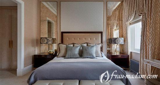 спальная комната по принципам фен-шуй