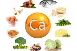 продукты,содержащие кальций