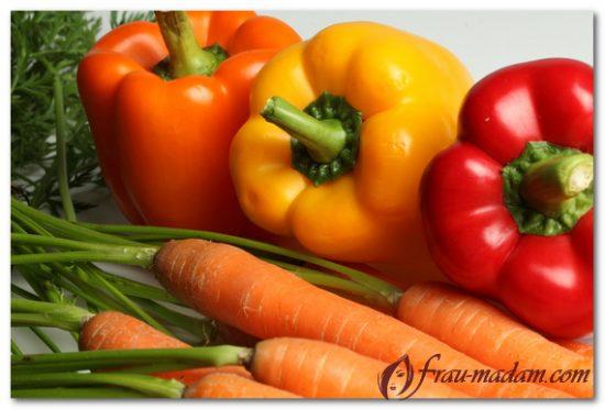 где присутствует витамин A