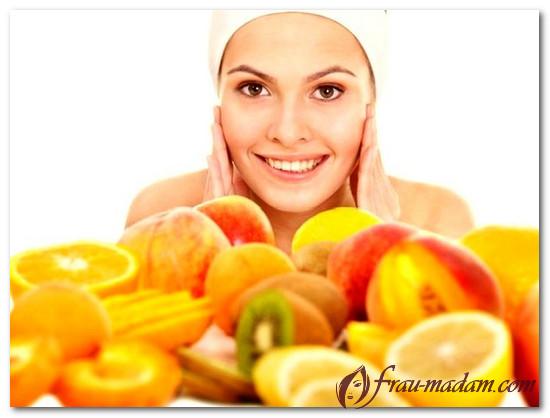 самые важные витамины для ухода за кожей