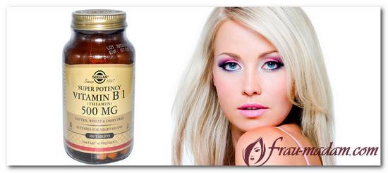 функции витамина B1(тиамин)