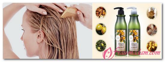 советы по применению арганового масла аргановое масло для волос как приготовить домашний крем