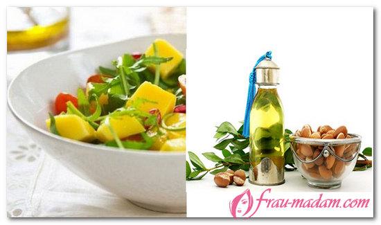 пищевая ценность арганового масла аргановое масло в питании