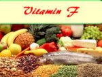 Витамин F – защитник от лишних жировых отложений