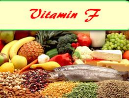 витамин F против пролежней и сжигания мира