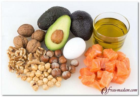 полезные свойства витамина F вредные свойства витамина F функции витамина F
