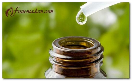 натуральные масло против сухой и дряблой кожи