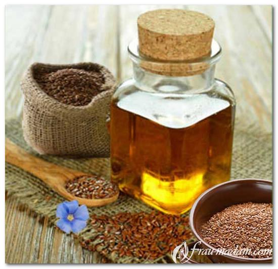 использование льняного масла в косметологии льняное масло для лица и тела