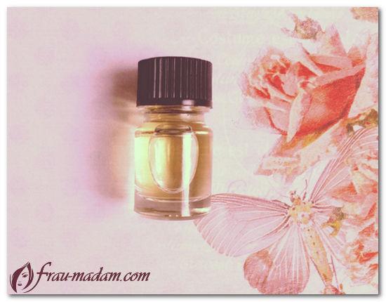 Индивидуальные натуральные духи с эфирными маслами.
