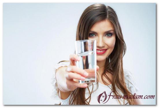 значение воды для красоты кожи лица