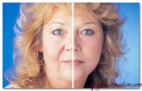 как добиться упругости кожи лица