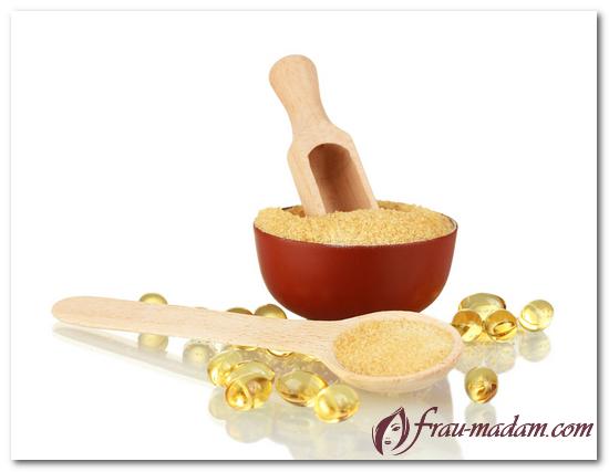 полезен ли желатин для кожи лица желатин для кожи лица