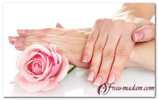 процедуры и методы для здоровых ногтевых пластин ногтей рук ног