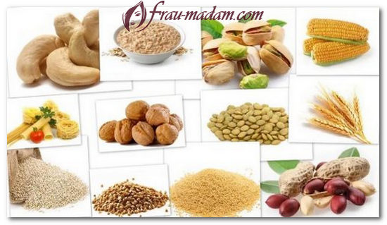 Витамин В2 содержатся в продуктах и животного, и растительного происхождения