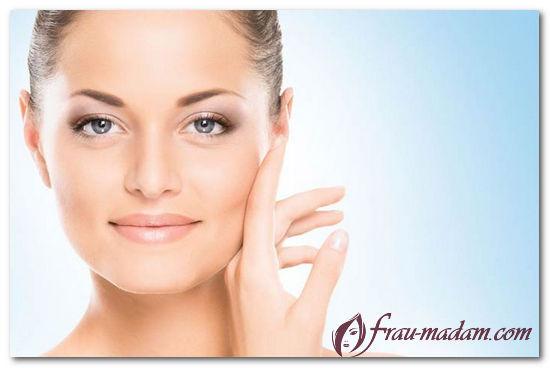 омоложение регенерация увлажнение кожи лица