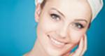 здоровая сияющая кожа лица