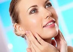 безупречно чистая кожа лица