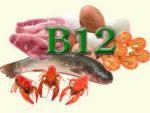 Витамин группы В — В12 (цианокобаламин)