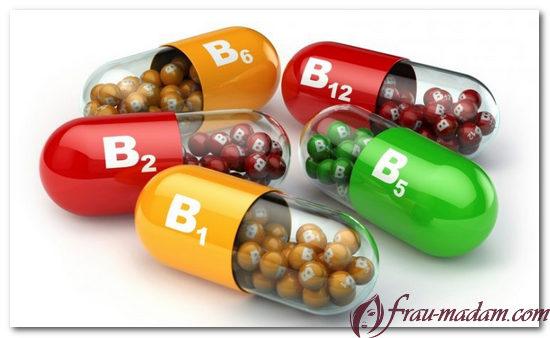 как правильно принимать витамин группы В -В5(пантотеновая кислота) когда принимать витамин группы В - В5(пантотеновая кислота) утром или вечером