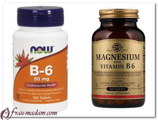 витамин В6 лучший для здоровья и организма
