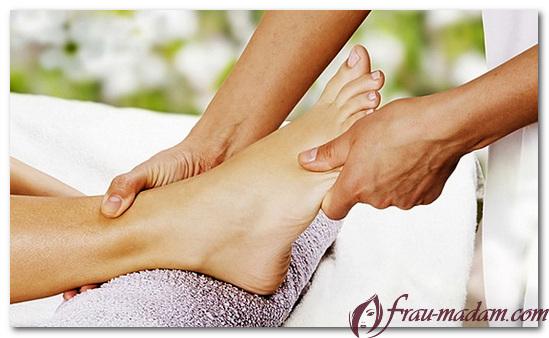 зачем нужен массаж ног ощущение тяжести ног