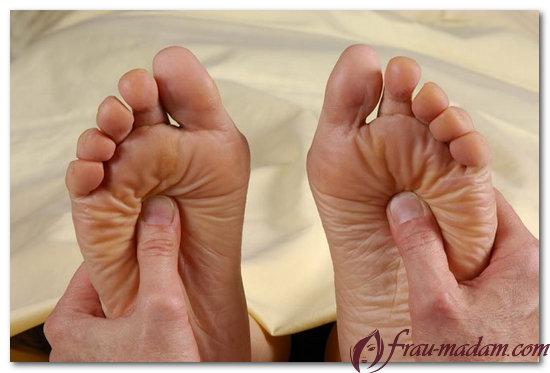 процедуры польза и вред для ног и ступней массаж